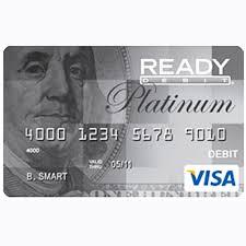 ready prepaid card prepaid debit card expert review readydebit platinum