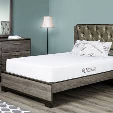 best 2 rest 8 inch memory foam mattress 36 x 74 made in usa