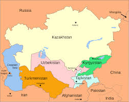 Kabul Map Afghanistan And Central Asia A Collective Security Problem Part