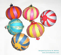 33 best paper baubles decorations images on