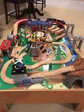Imaginarium Train Set With Table 55 Piece Imaginarium Train Ebay
