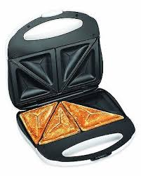 Bread Toasters Non Stick Sandwich Toaster Pan Bread Toasters Sandwiches Makers