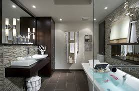 Design Bathrooms Hgtv Design With Candice Takes On Modern Bathroom