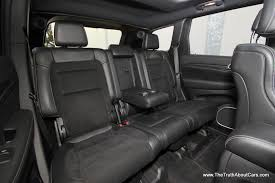 Jeep Grand Cherokee Srt Interior 2014 Jeep Grand Cherokee Interior 005 The Truth About Cars