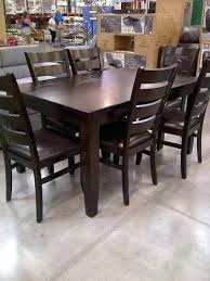 costco dining room furniture costco dining chairs dining chairs inspirational 7 piece dining set