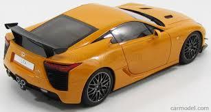 orange lexus lfa autoart 78836 scale 1 18 lexus lfa nurburgring package 2011 orange