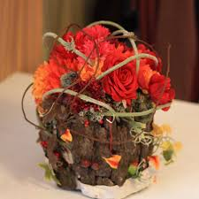 22 colorful fall flower arrangements and autumn table centerpieces