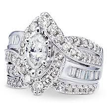 diamond wedding ring sets for bridal sets diamond engagement wedding ring sets sam s club