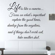 articles with wall decor stickers for baby girl room tag wall decor stickers for baby girl room life is like a camera quote wall stickers decal