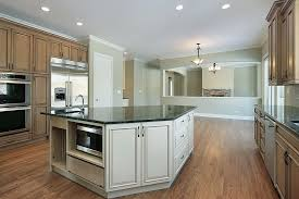 light wood kitchen cabinets with black countertops 43 new and spacious light wood custom kitchen designs