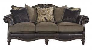 winnsboro durablend vintage sofa 5560238 leather sofas - Vintage Sofa