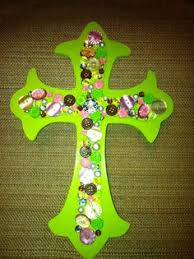 wood crosses for crafts painted and decorated wooden cross crafts ideas etc