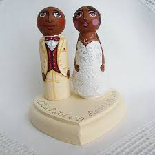custom wedding cake toppers and groom 26 best personalized custom wedding cake toppers wooden