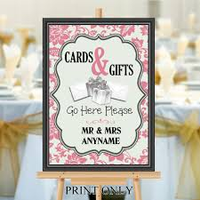 sign a wedding card personalised wedding cards gifts sign poster banner print n185
