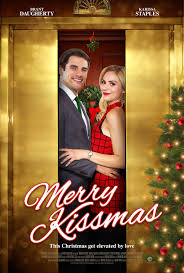Old Christmas Movies by Merry Kissmas Starring Karissa Lee Staples And Brant Daugherty