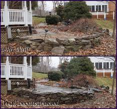 borders and retaining walls premier ponds dc md va pond