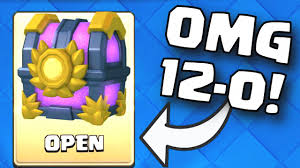 Best Challenge Clash Royale 12 0 Grand Challenge Deck Place Chest Opening