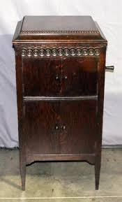 victrola record player cabinet antoria gem british made wind up gramophone record player victrola