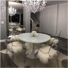 fur chair cover mongolian fur chair or stool cover
