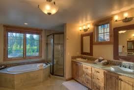 Rustic Modern Bathroom Rustic Modern Bathroom