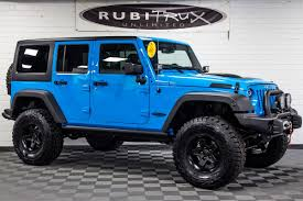 jeep sahara 2016 blue 2017 jeep wrangler rubicon unlimited chief blue