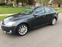 lexus is sedan 2007 2009 lexus is 250 awd northern lights auto sales inc