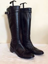 womens boots size 4 essence brown leather boots size 4 37 45 whispers dress