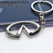 aliexpress key rings images 3d cutout series infiniti car emblem keychain key ring key chain jpg