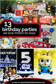 birthday party ideas for boys 13 birthday party ideas for boys spaceships and laser beams