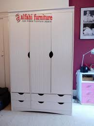 lemari pakaian minimalis duco 3 pintu lemari pakaian minimalis
