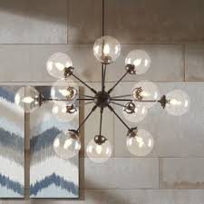 Chandeliers Modern Mid Century Modern Rustic Chandeliers You Ll Wayfair