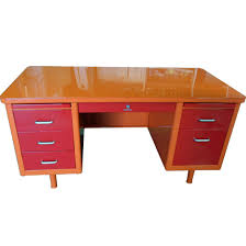 Steelcase Desk Vintage Steelcase Wood Furniture Carpetcleaningvirginia Com