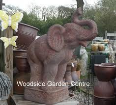 large elephant garden ornament woodside garden centre