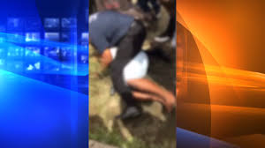 video shows brawl break out at high in palmdale some say