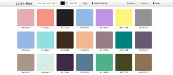 14 useful tools for creating color palettes apiumtech