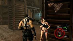 videos s nine highly badass resident evil 5 for playstation 4 review