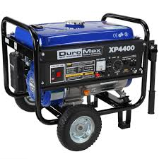 duromax 4 400 watt gasoline powered manual start portable