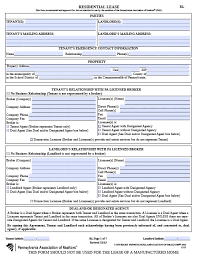 licensing agreement template free free pennsylvania residential lease agreement pdf word doc