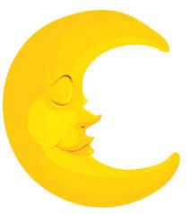 halloween moon clip art clipartfest 2 clipartbarn