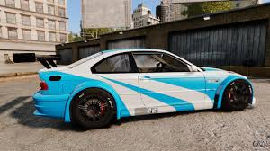 Bmw M3 Gtr - bmw m3 gtr 2012 most wanted v1 1 for gta 4