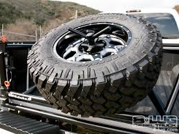 Ford F250 Truck Tires - getting clues of how to access the spare tire on a 2010 ford f150