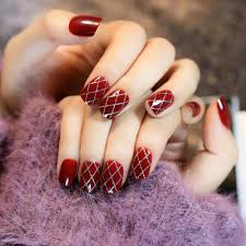 online buy wholesale red tip nails from china red tip nails