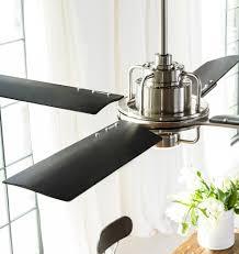 classy black industrial ceiling fan beauteous brockhurststud com