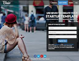 Copyright Html5 Top 20 Of The Best Landing Pages For Lead Generation Ab Tasty