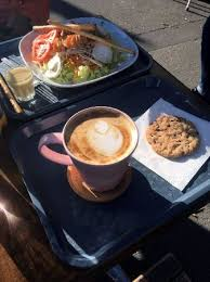 fait maison cuisine salade cookie fait maison latte picture of o clock coffee