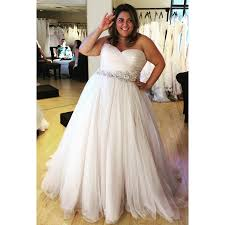 bridal blogger wedding dress shopping for plus size brides the