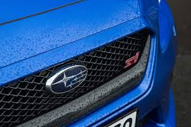 subaru rsti badge nürburgring monsoon subaru wrx sti record attempt on the