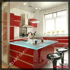Glass Kitchen Countertops Kitchen Backlit Onyx Glass Countertop Kitchen Backlit Onyx Glass