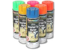 seymour marking paint seymour water based utility marking paint