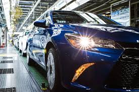 cars made by toyota best selling kentucky made toyota camry starts another streak